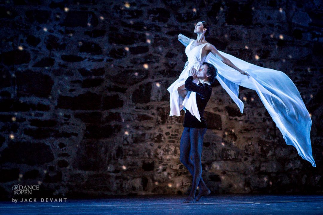 Choreography by A. Messerer,  Melody  Performed by Irina Perren and Marat Shemiunov