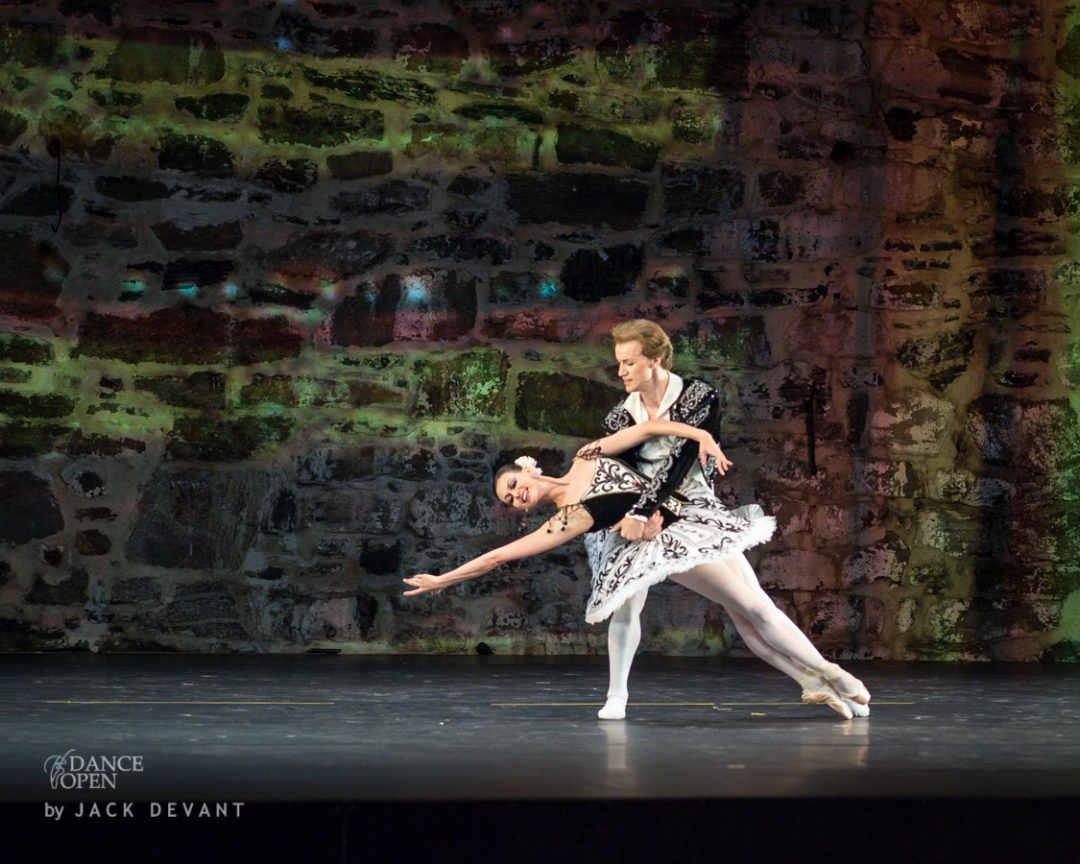 Anastasia Matvienko and Denis Matvienko in Don Quixote