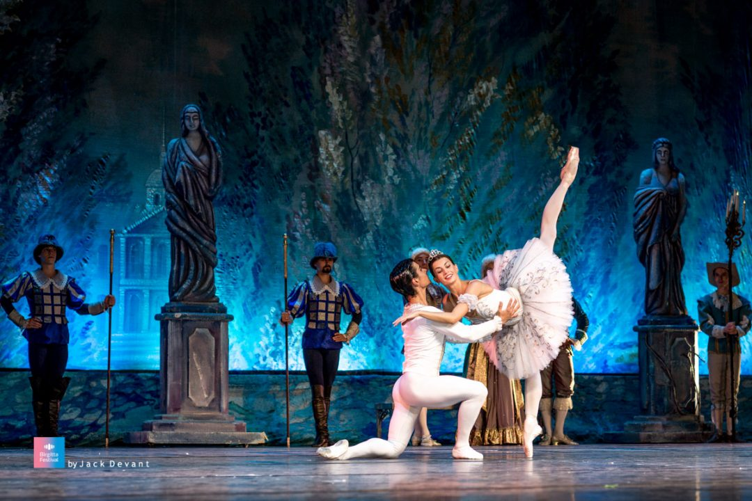 Aleksandra Timofeeva Mikhail Martyniuk The Sleeping Beauty pdd