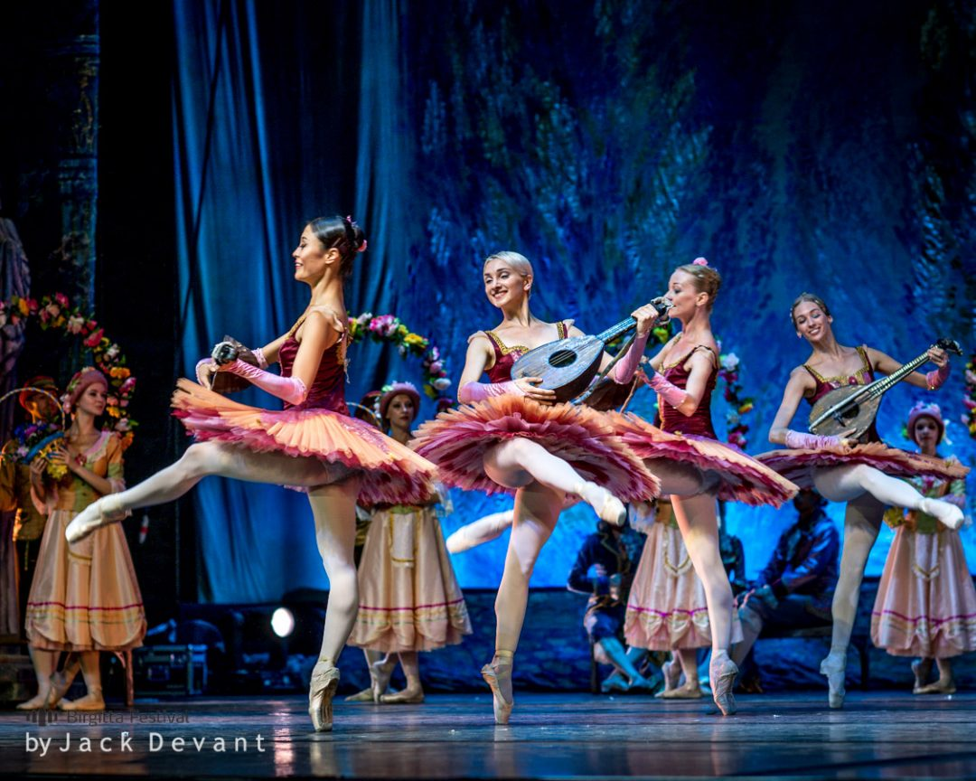 Rose Adagio by Aleksandra Timofeeva and Kremlin Ballet
