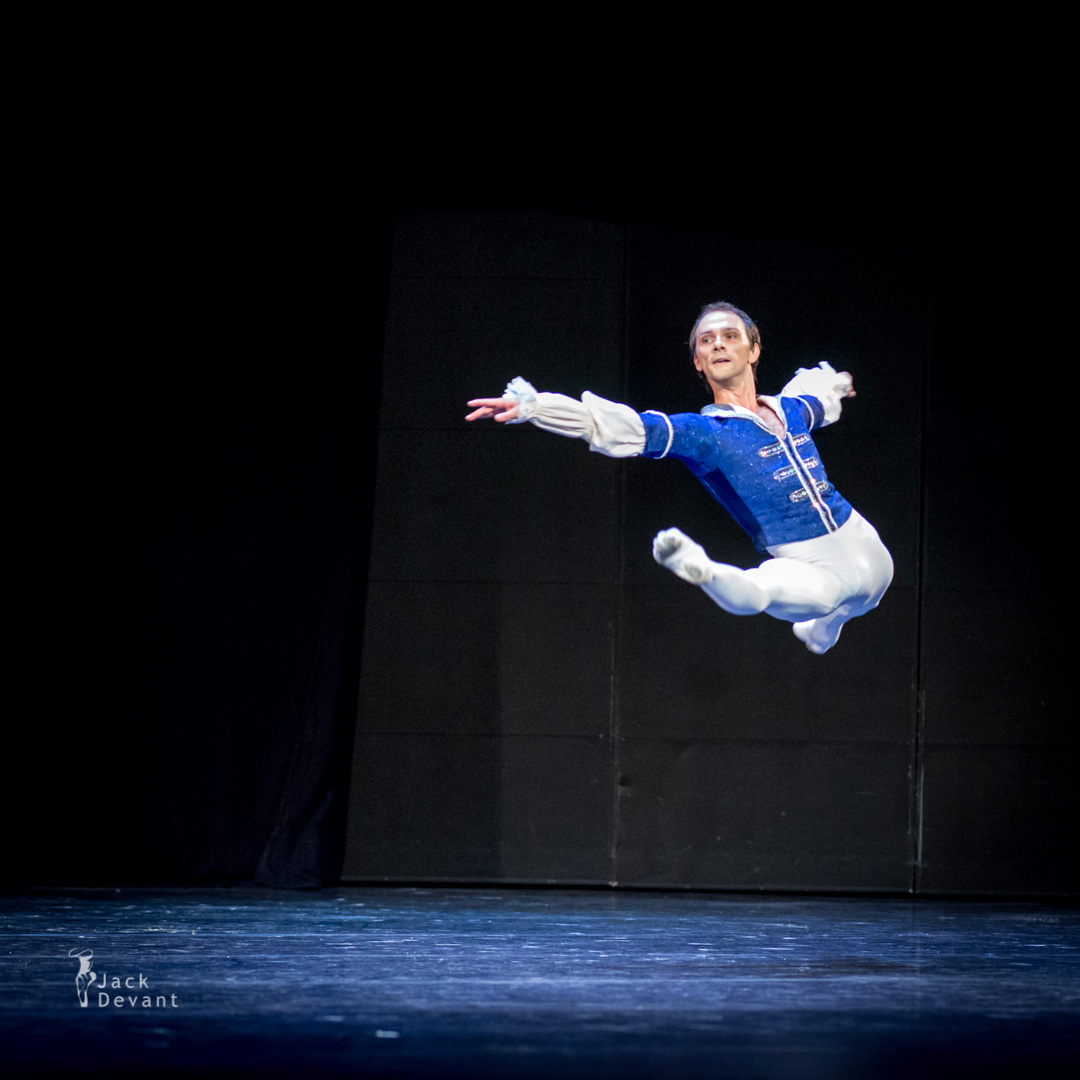 Vyacheslav Lopatin in The Nutcracker