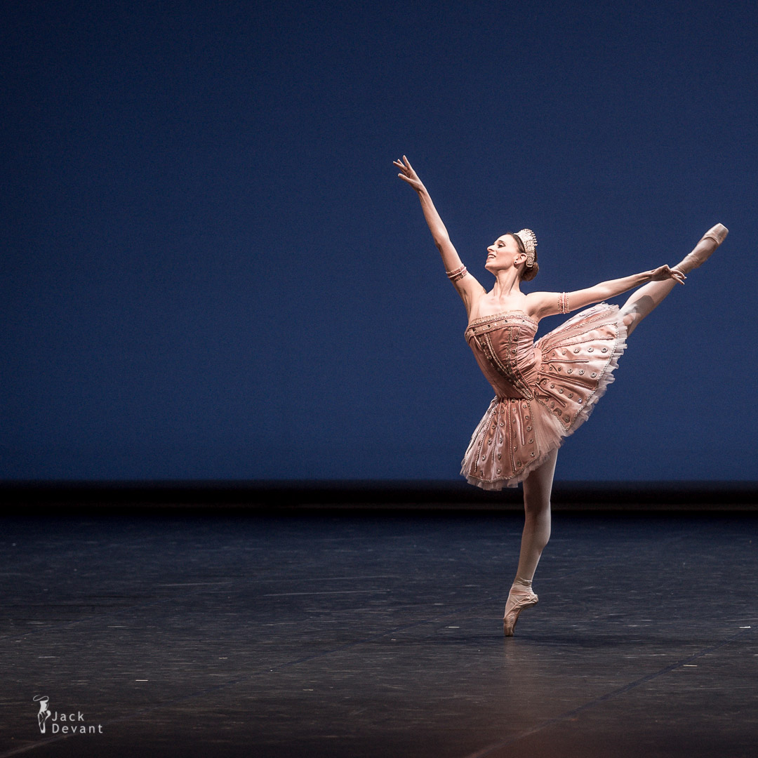 Ballet Imperial Stephanie Greenwald