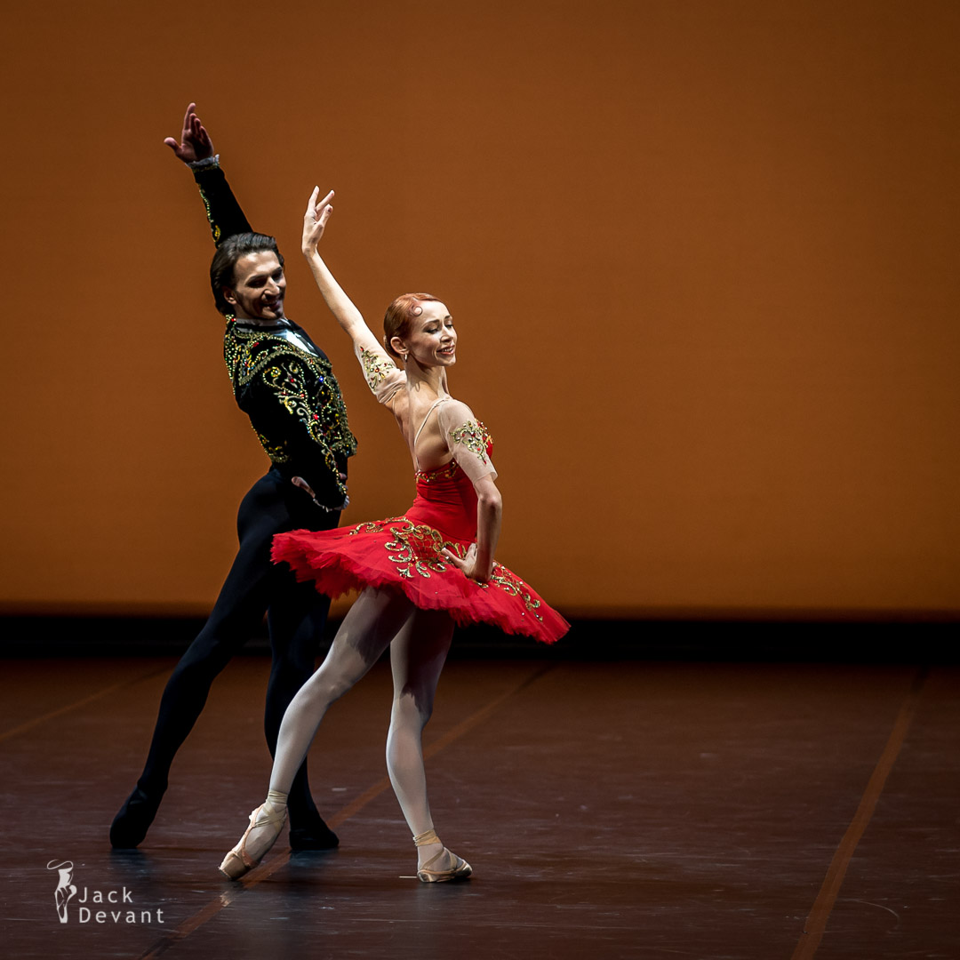 Don Quixote Iana Salenko and Dinu Tamazlacaru
