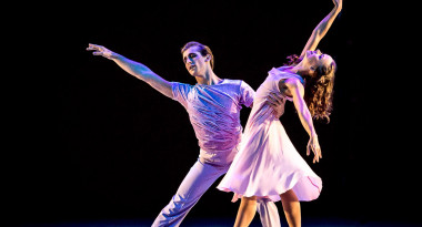Cinderella pas de deux by Eve Andre-Tuga and Bruno Micchiardi, choreography by Marina Kesler
