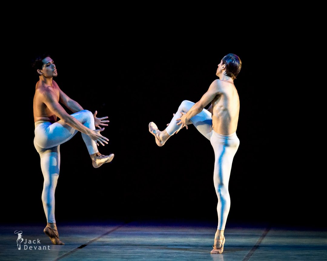 S'agapo by Michele Pellegrini and Sergei Upkin choreography by Lode Devos