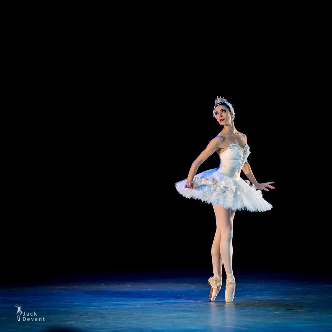 Galina Rohumaa as Odette/Odile