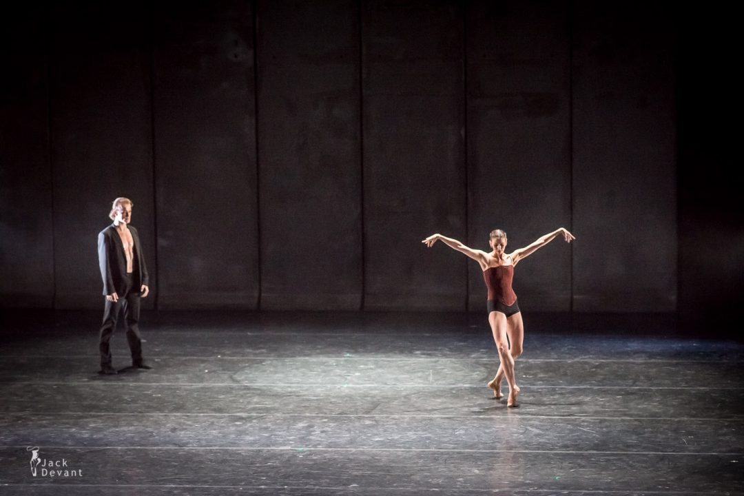 Denis Matvienko, Anastasia Matvienko, Maribor Ballet in Radio and Juliet
