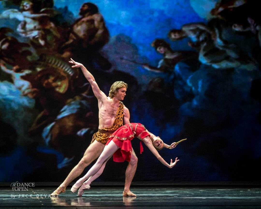 Pas de Deux from Esmeralda, Diana and Acteon by Anastasia Stashkevich and Mikhail Lobukhin, music by Cesare Pugni, choreography by Agrippina Vaganova