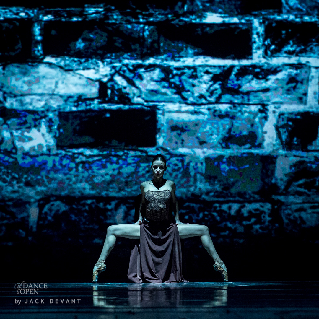 Farewell by Kristina Kretova and Igor Kolb, music by Michael J. Powell, choreography by Yuri Smekalov