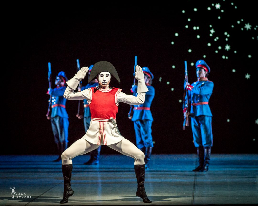Leonid Sarafanov as The Nutcracker