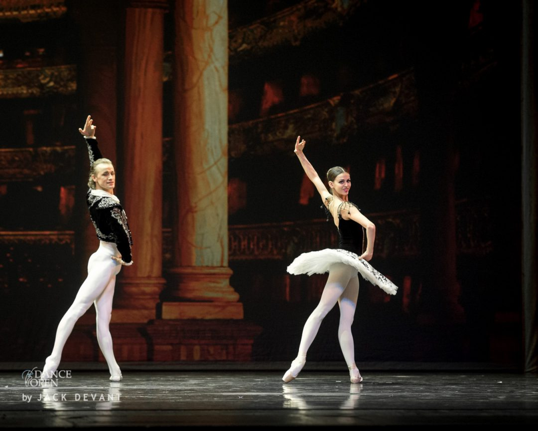 Grand Pas from Don Quixote by Anastasia Matvienko and Denis Matvienko, music by ludwig Minkus, choreography by Alexander Gorsky