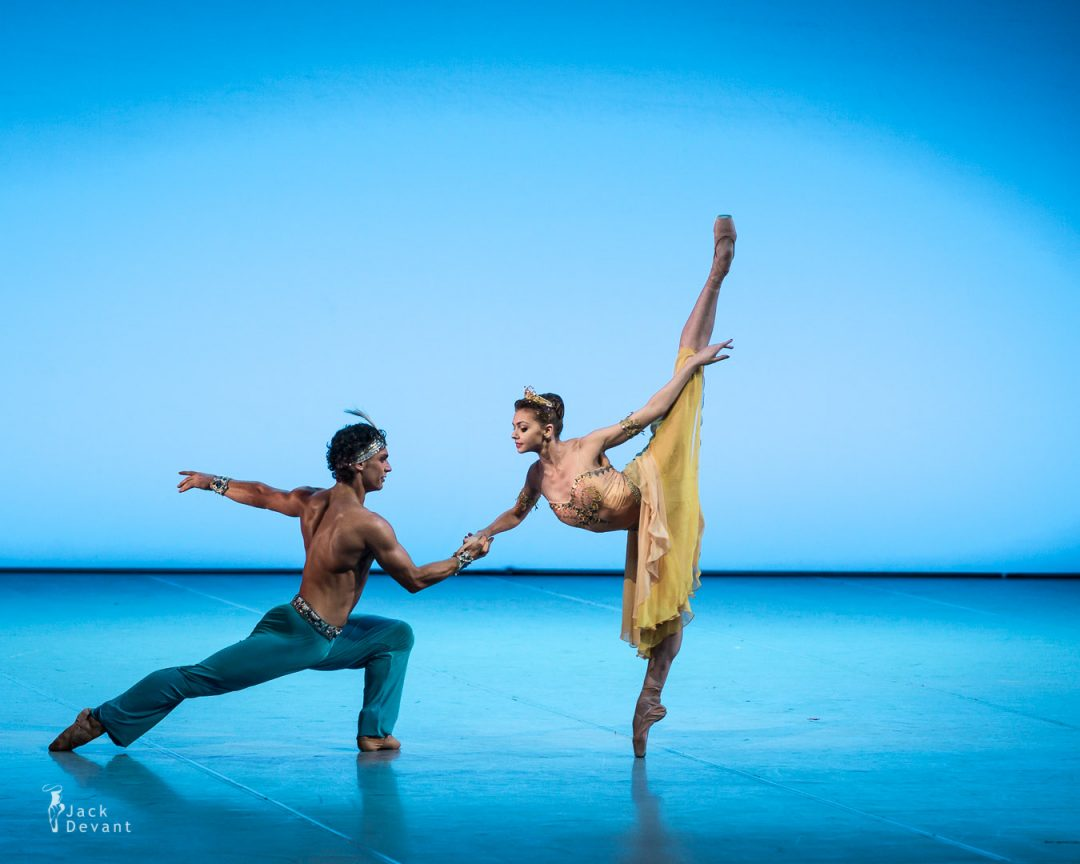 Pas de Deux from Le Corsaire by Oksana Bondareva and Ivan Vasiliev