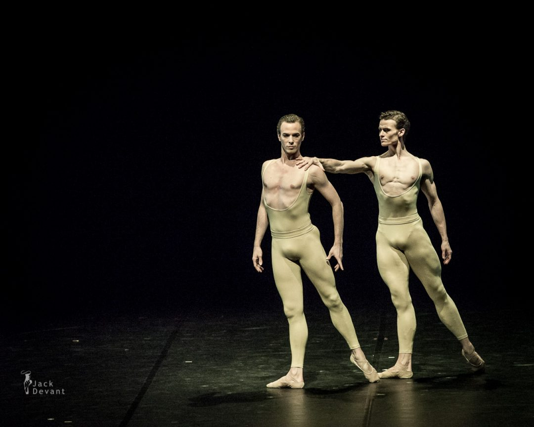 Rainer Krenstetter and Marian Walter in Les Intermittences Du Coeur