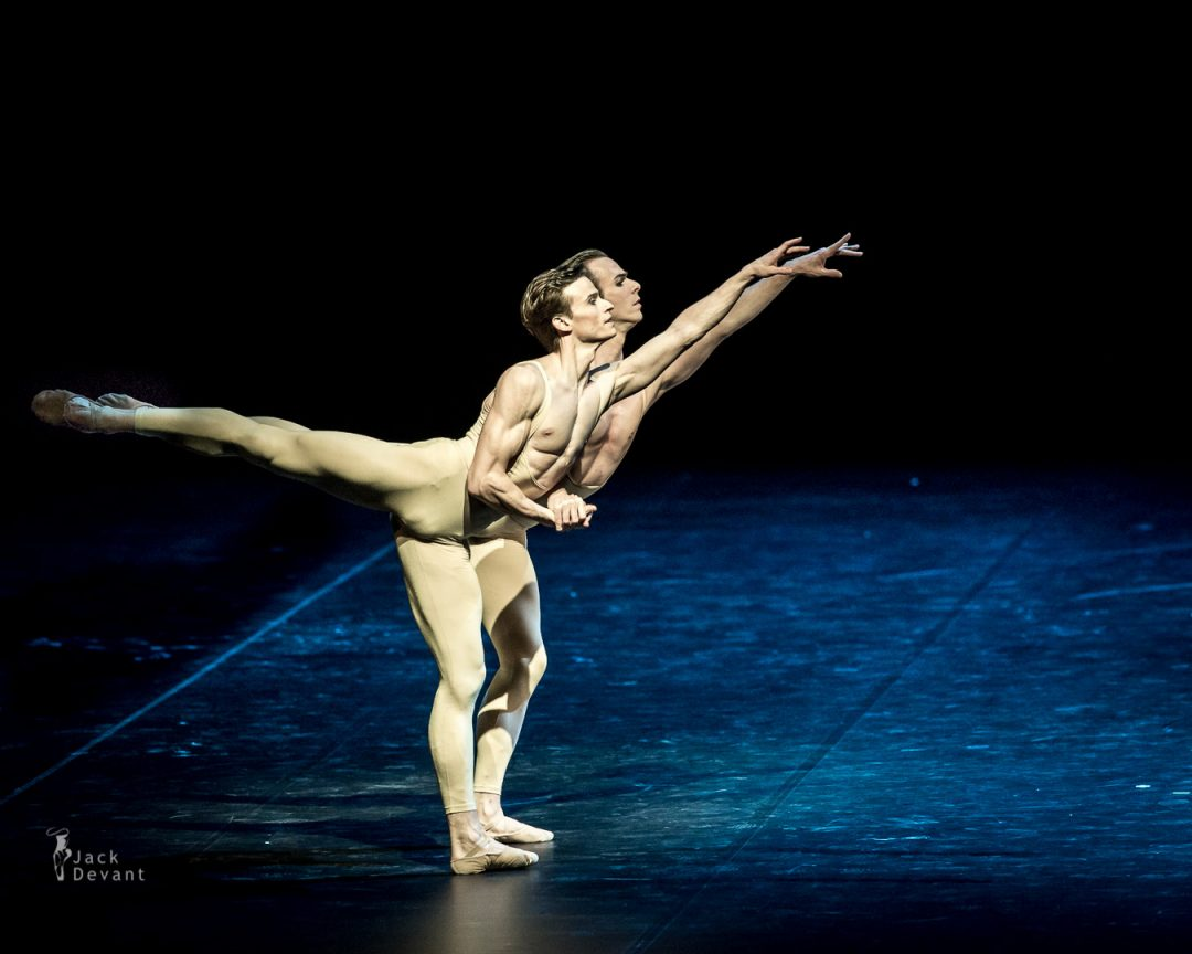Rainer Krenstetter and Marian Walter in Les Intermittences Du Coeur-112