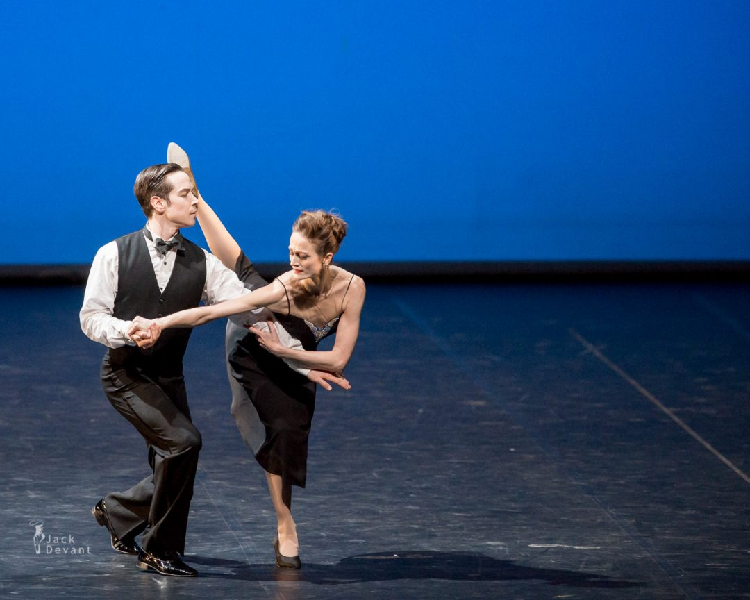 Sinatra Suite by Julie Kent and Sascha Radetsky