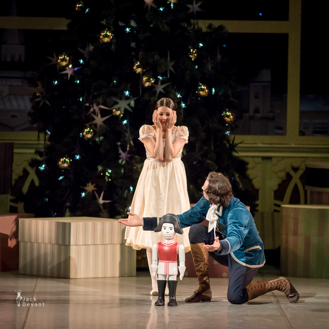 The Nutcracker Irina Perren Denis Matvienko
