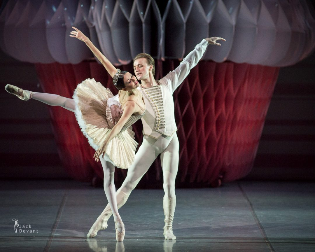 The Nutcracker Irina Perren Denis Matvienko portfolio