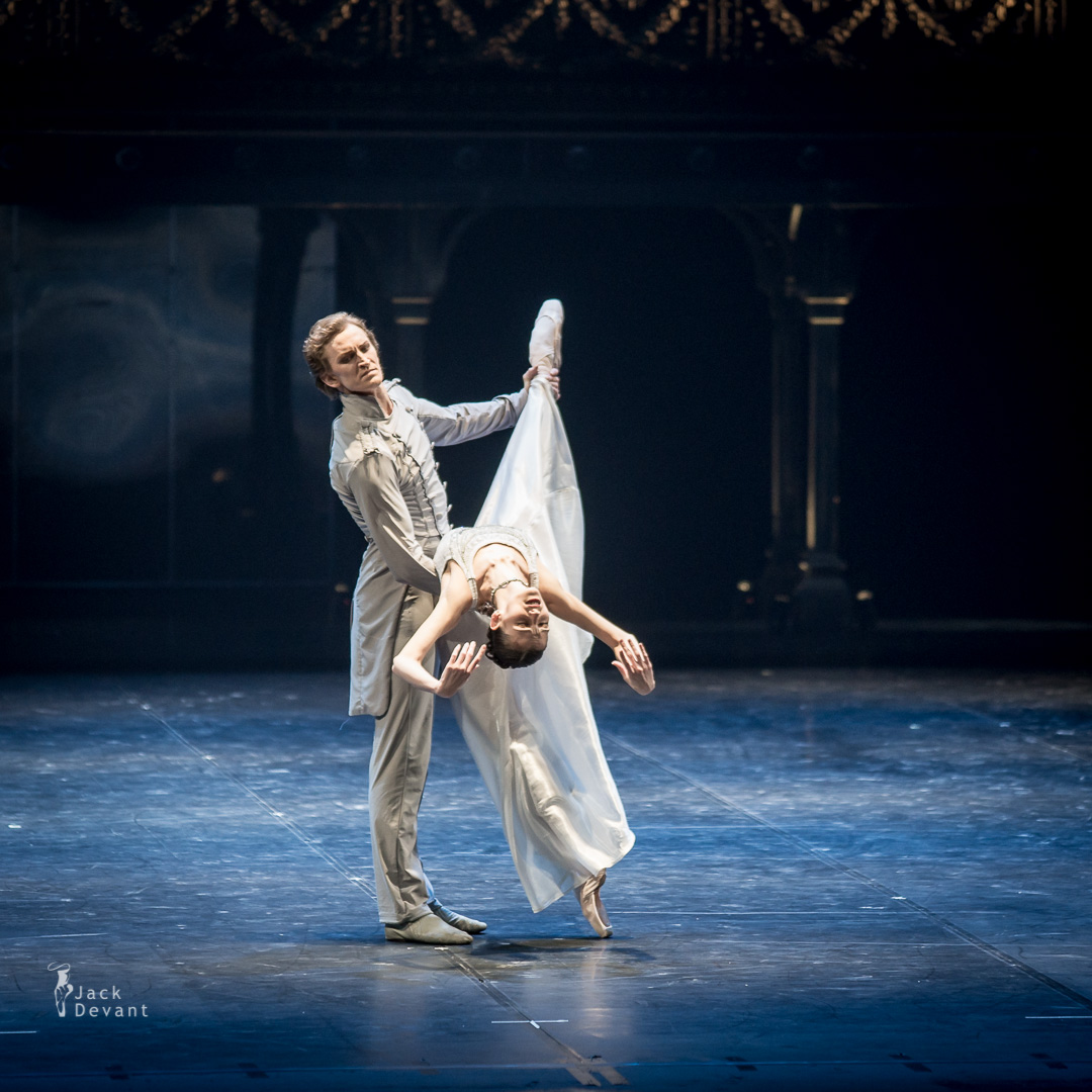 Anna Karenina by Eifman - Sergey Volobuev as Vronsky, Ekaterina Zhigalova as Kitty