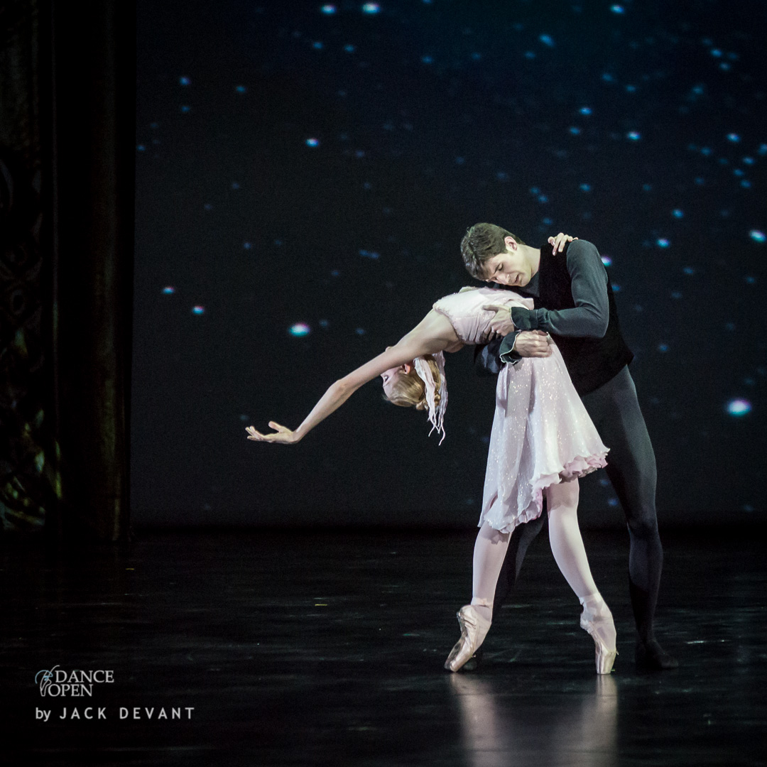 Sara Michelle Murawski and Milan Madar in Melody