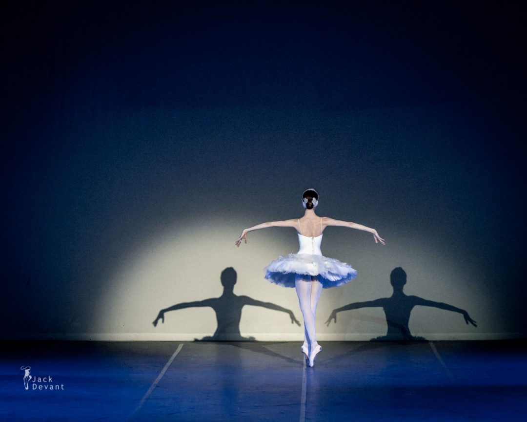 Anastasiya Shevchenko in The Dying Swan