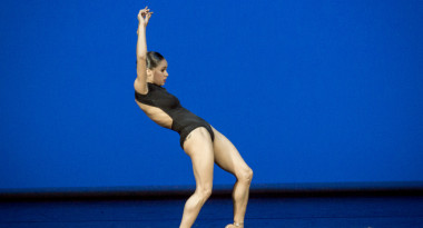 Misty Copeland in Paganini