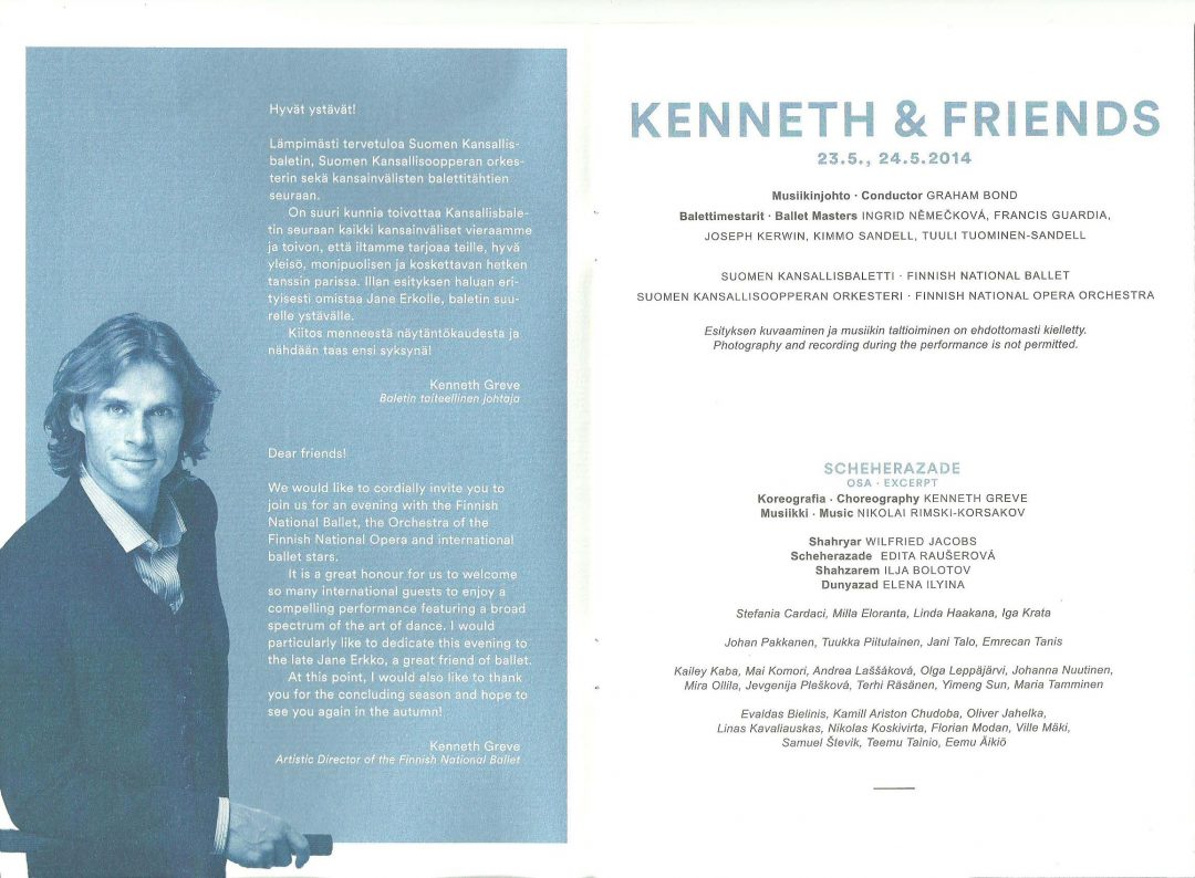 kenneth greve program 1