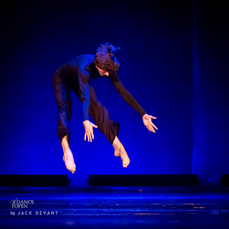 Marius Morawski in The Choice solo 1