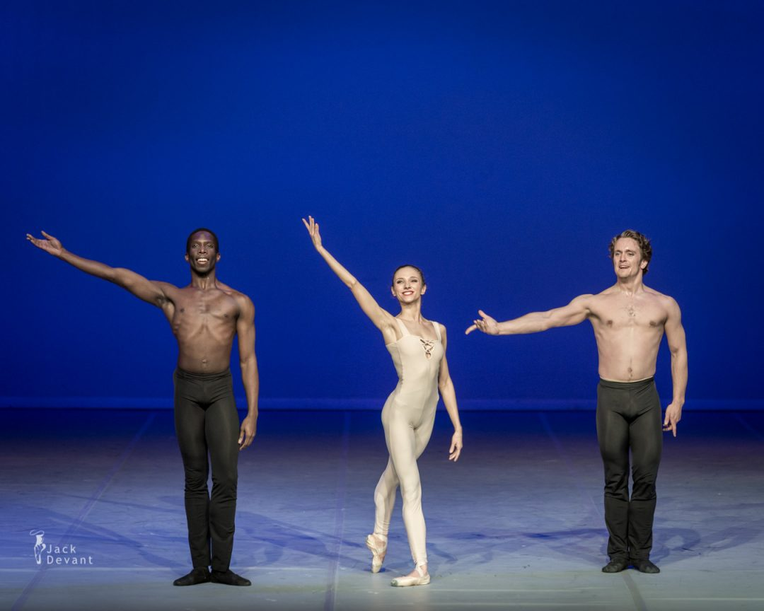 Raminta Rudzionyte, Colin Maggs and Brandon Alexander in Casanova