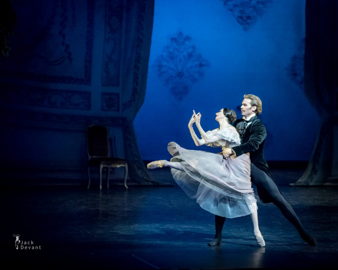 Isabelle Ciaravola as Tatyana in Onegin