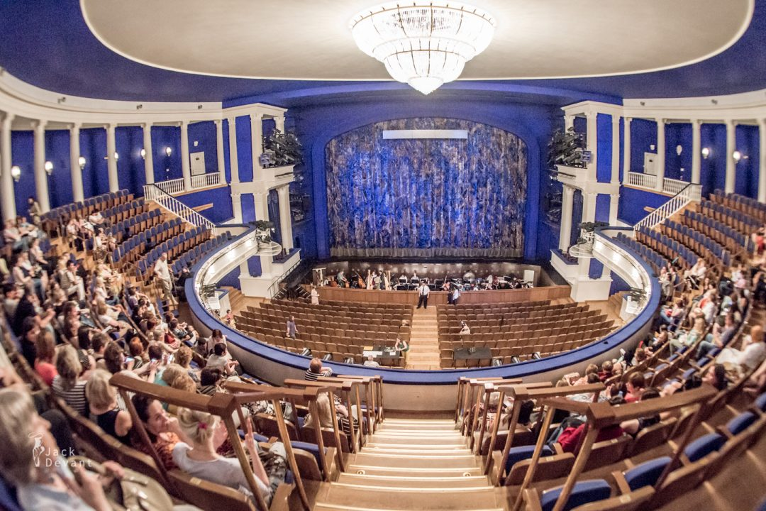 Stanislavsky and Nemirovich-Danchenko Moscow Music Theatre