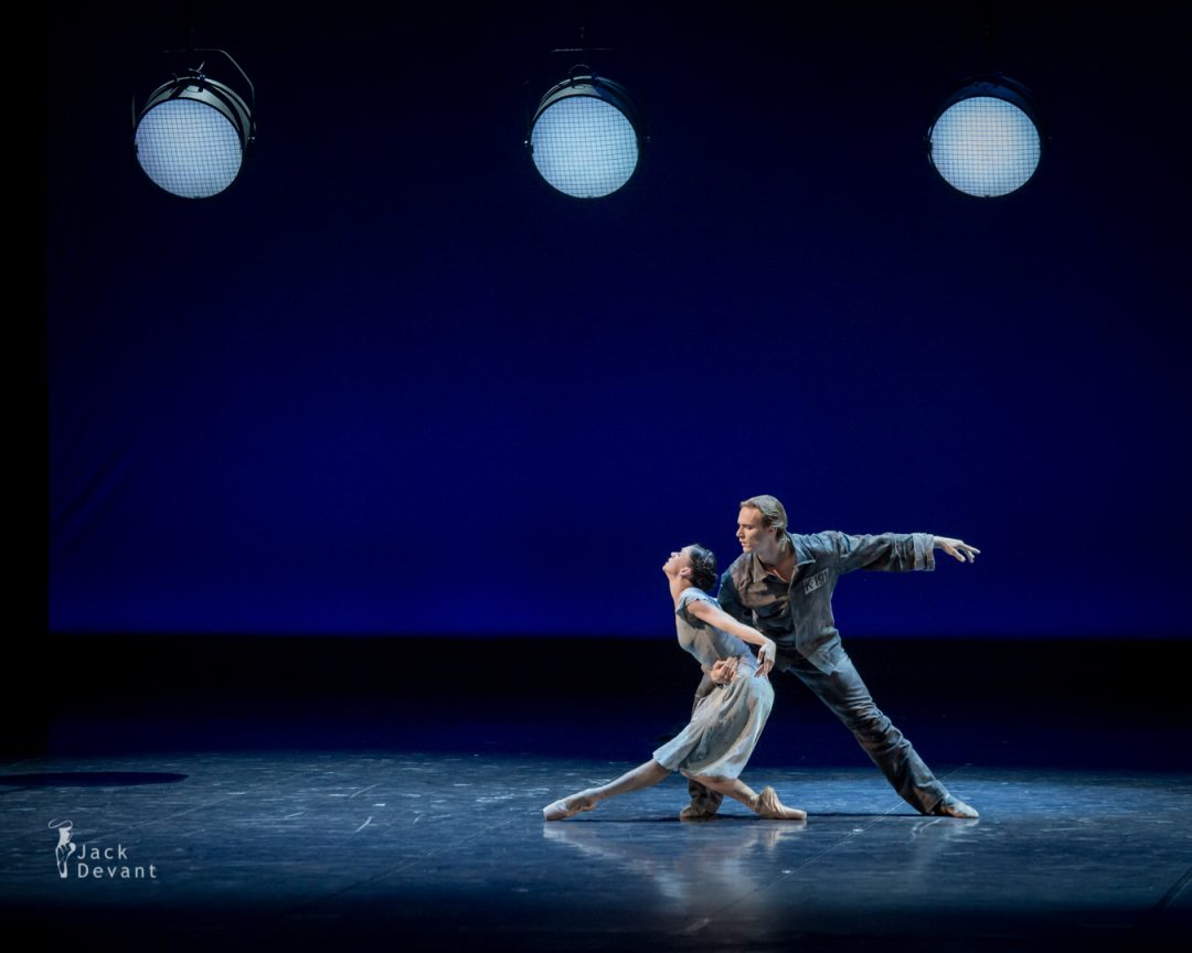 Lyubov Andreyeva and Igor Subbotin in Requiem