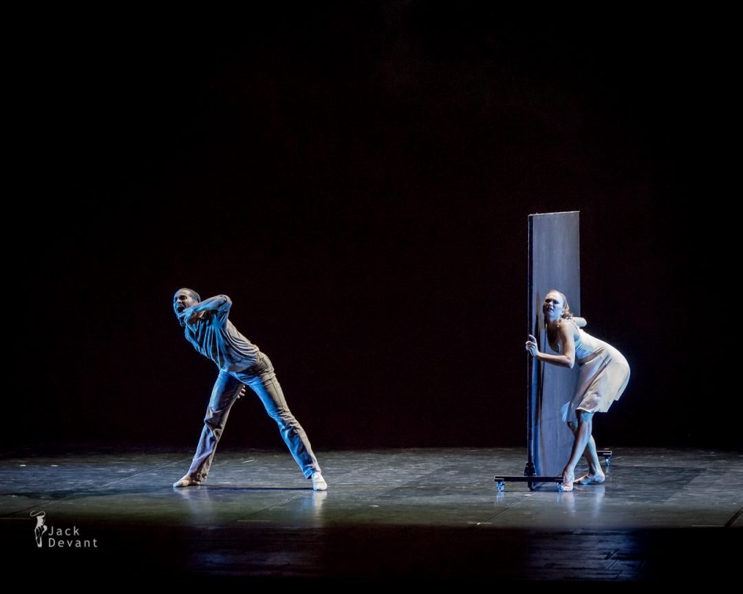 Alina Bakalova and Dmitry Fisher in Rodin