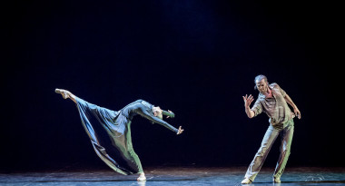 Natalia Povoroznyuk and Dmitry Fisher in Rodin