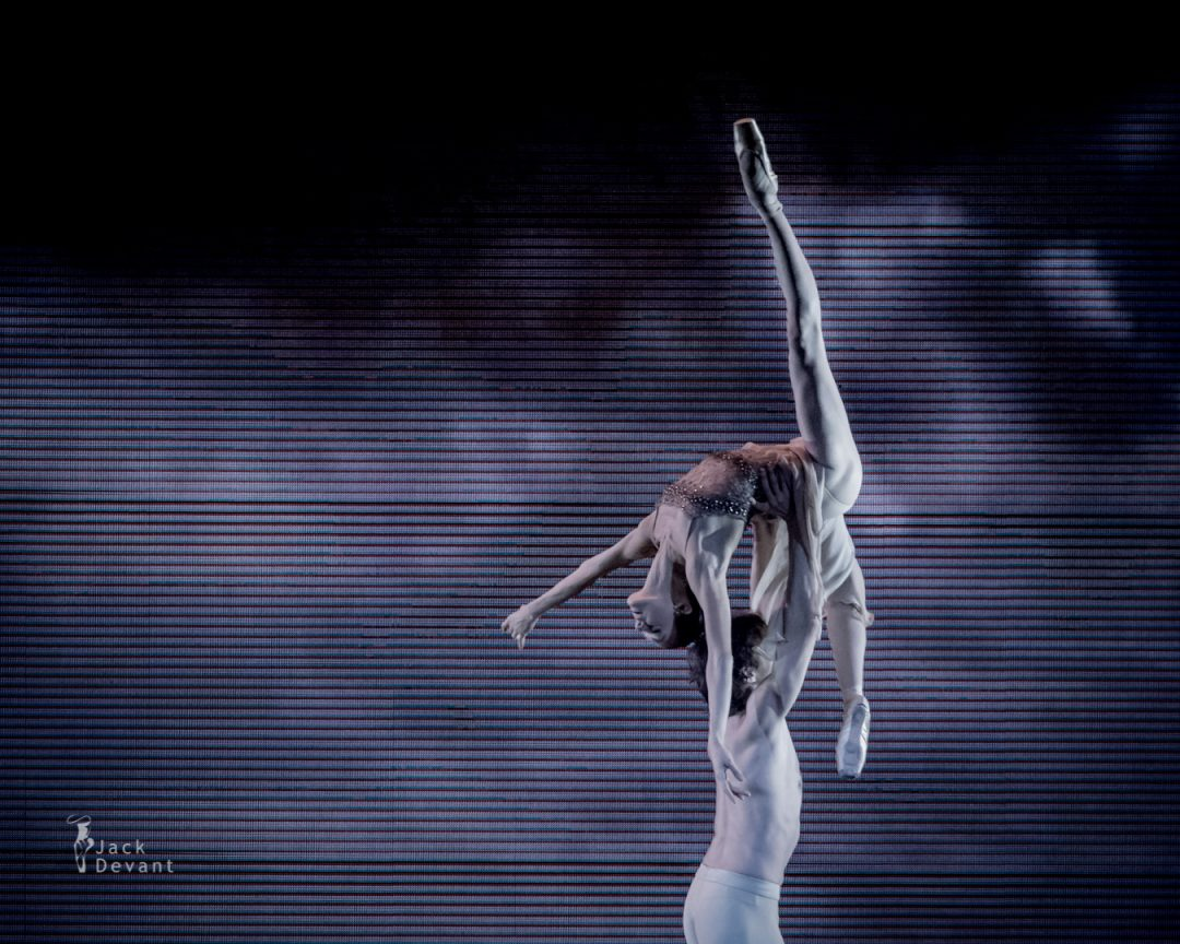 Ulyana Lopatkina and Marat Shemiunov in Thais
