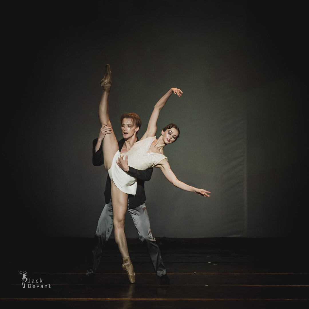 Anastasia Matvienko and Denis Matvienko in The Great Gatsby duet