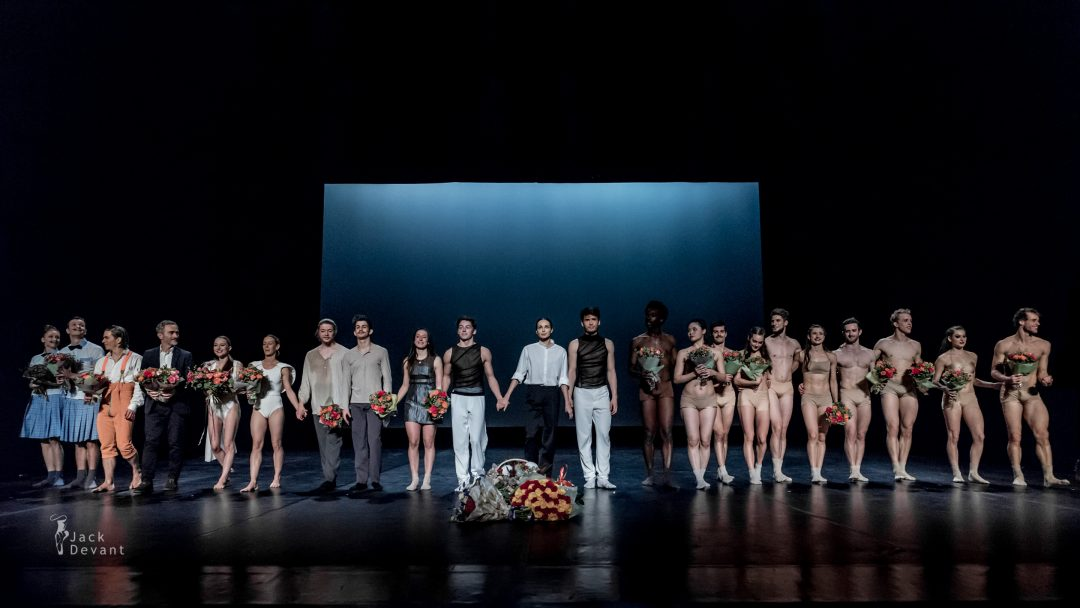 Context, contemporary ballet festival by Diana Vishneva. Shot on 29.11.2014 in Mossovet Theatre, Moscow, Russia.