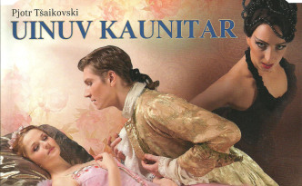 The Sleeping Beauty 13.11.2014 Estonian National Opera - programme