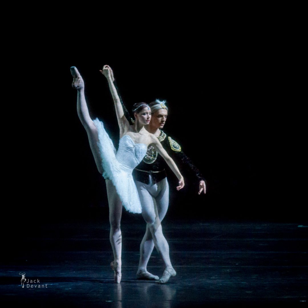 La Bayadere act 2 Kingdom of the Shades