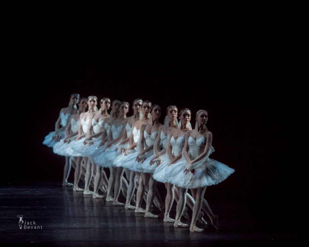 La Bayadere kingdom of the shades