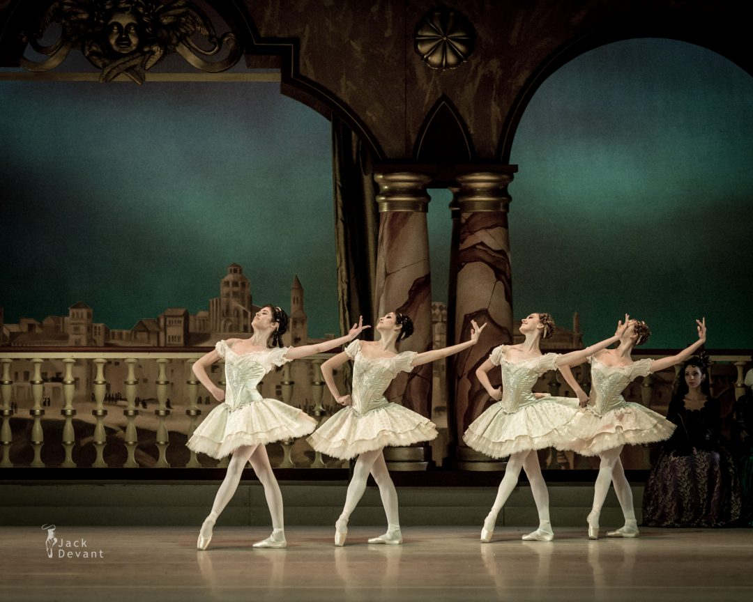 Paquita by Bayerisches Staatsballett
