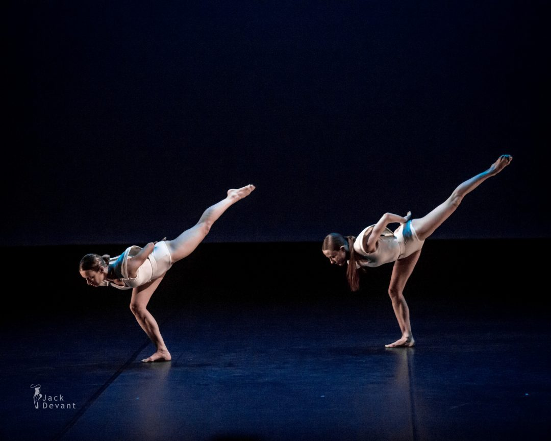 Natacha Grimaud and Nuriya Nagimova in Angels duet