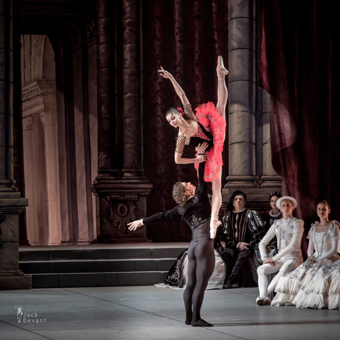 Natalia Osipova and Ivan Vasiliev in Don Quixote