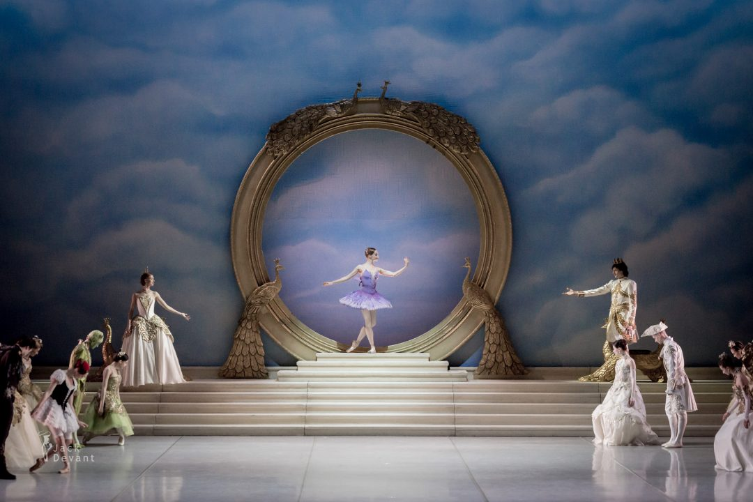 The Sleeping Beauty, music by Pyotr Tchaikovsky, choreography by Nacho Duato