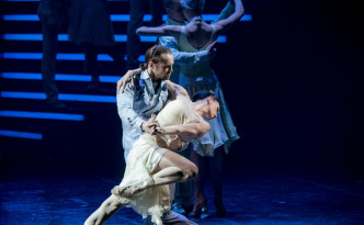 Lyubov Andreyeva and Dmitry Fisher in Up and Down