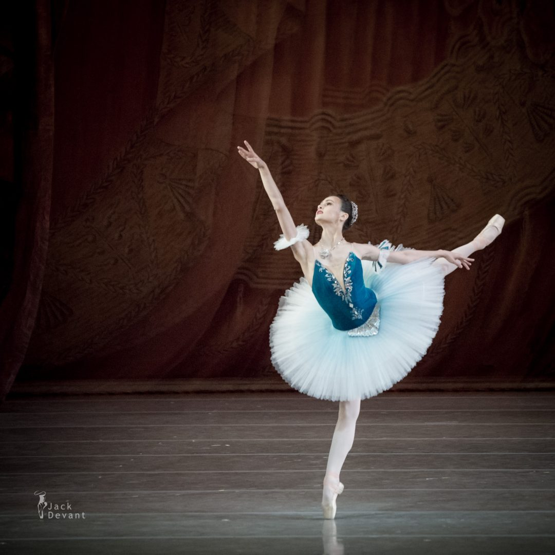 Kristina Shapran in Paquita Grand Pas variation