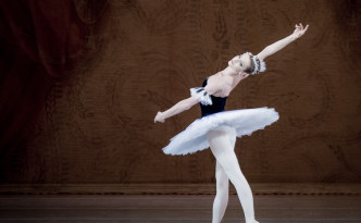 Ekaterina Kondaurova in Paquita Grand Pas variation