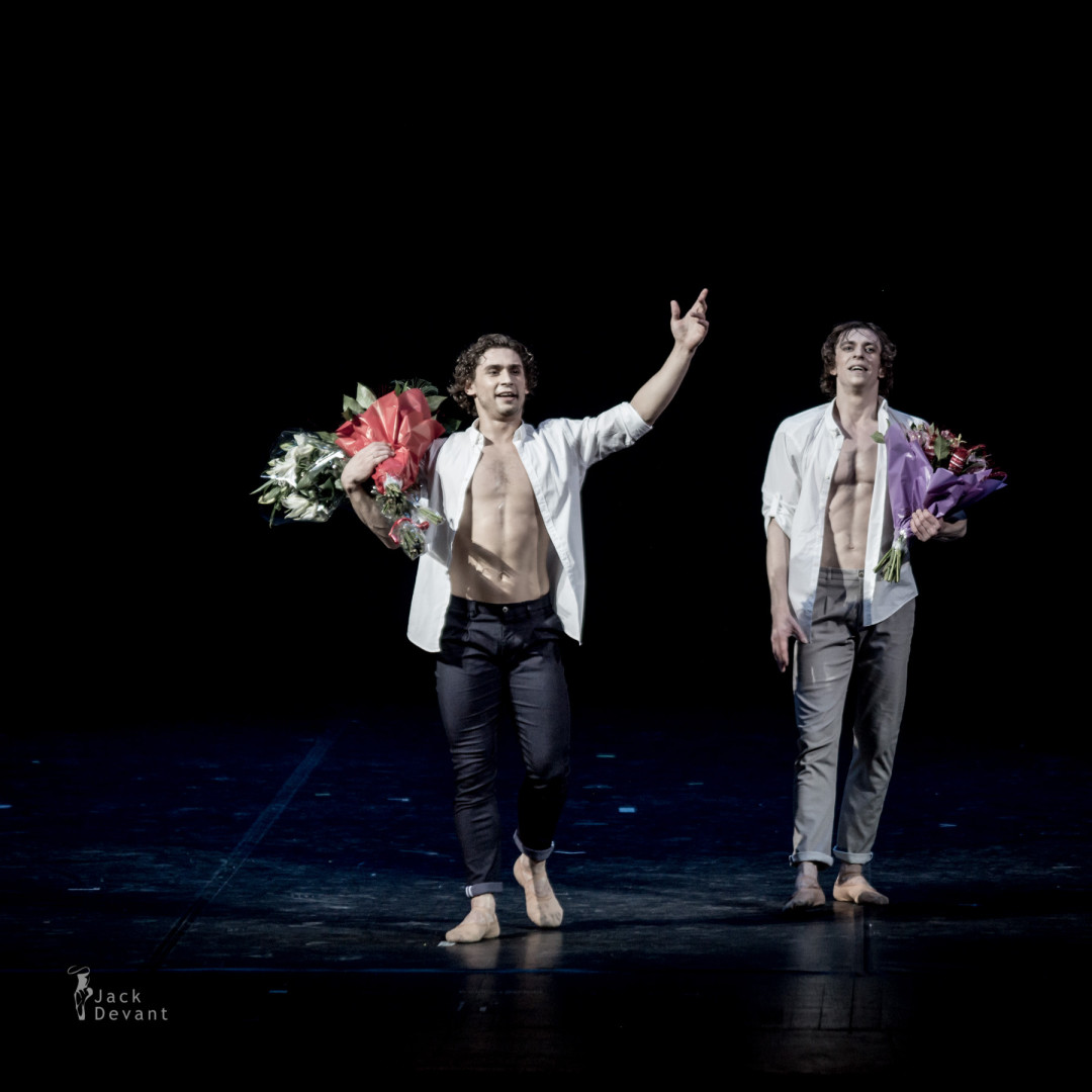 Ivan Vasiliev and Denis Savin in Underwood