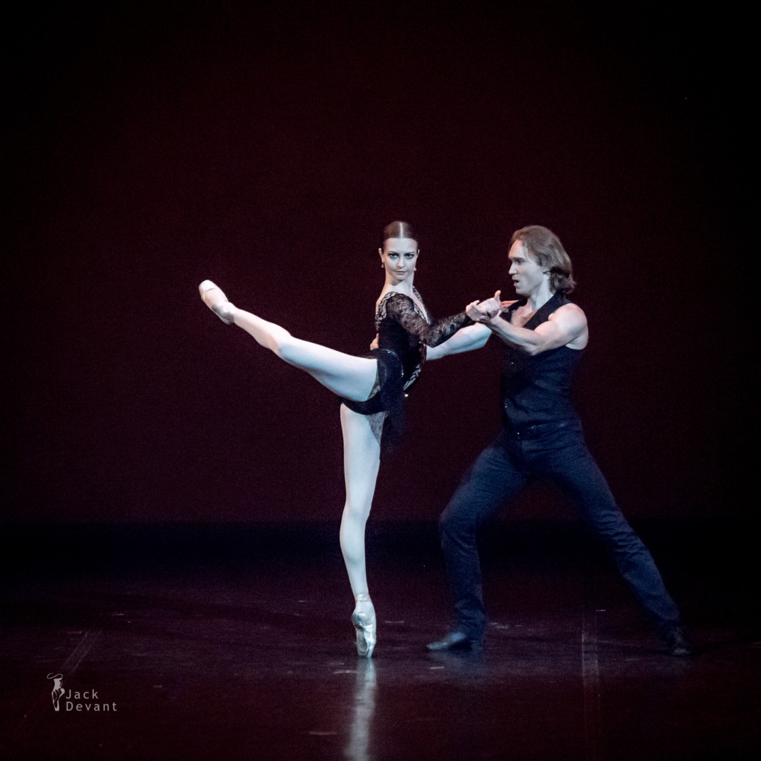 Nina Kaptsova and Mikhail Lobukhin in The Last Tango