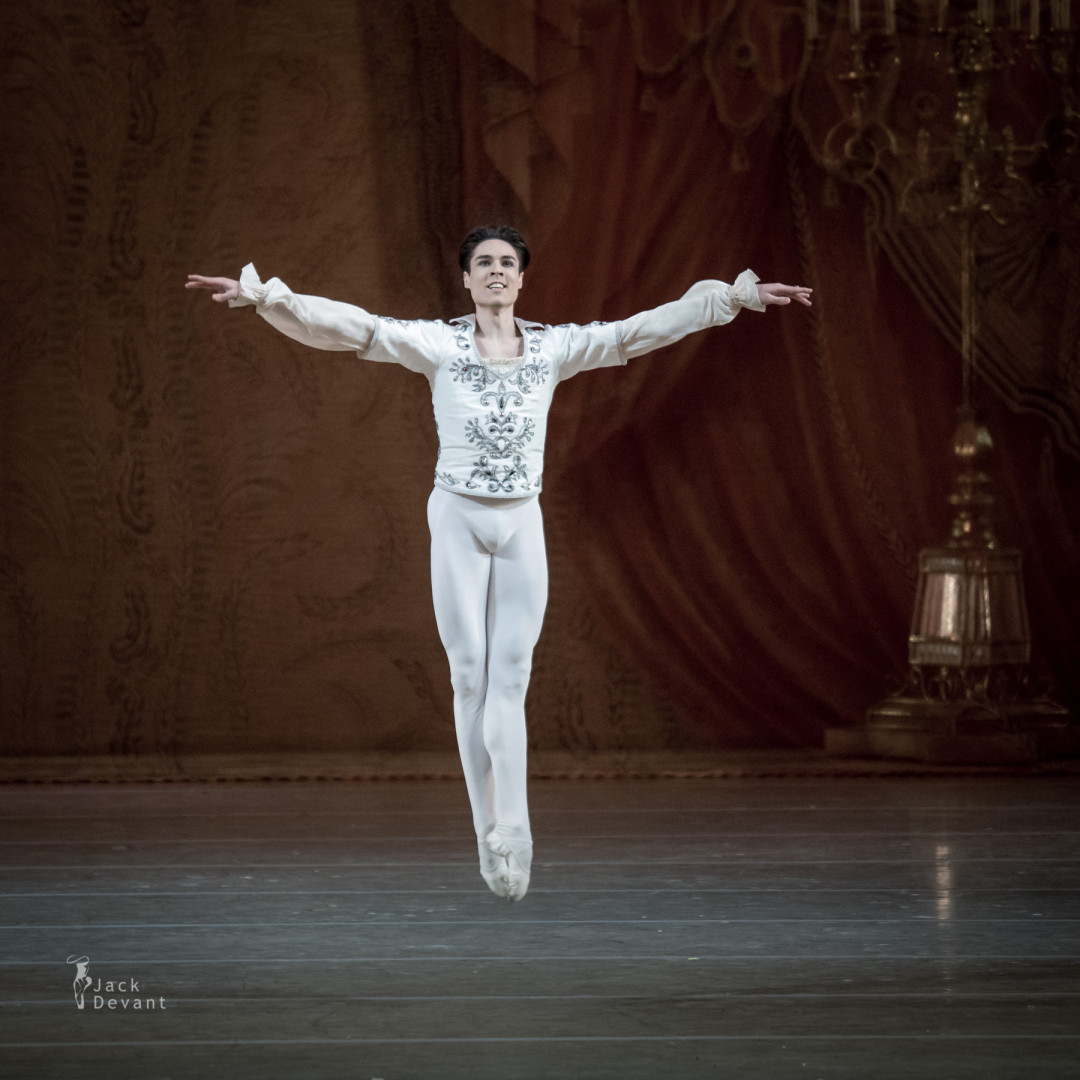 Timur Askerov in Paquita variation