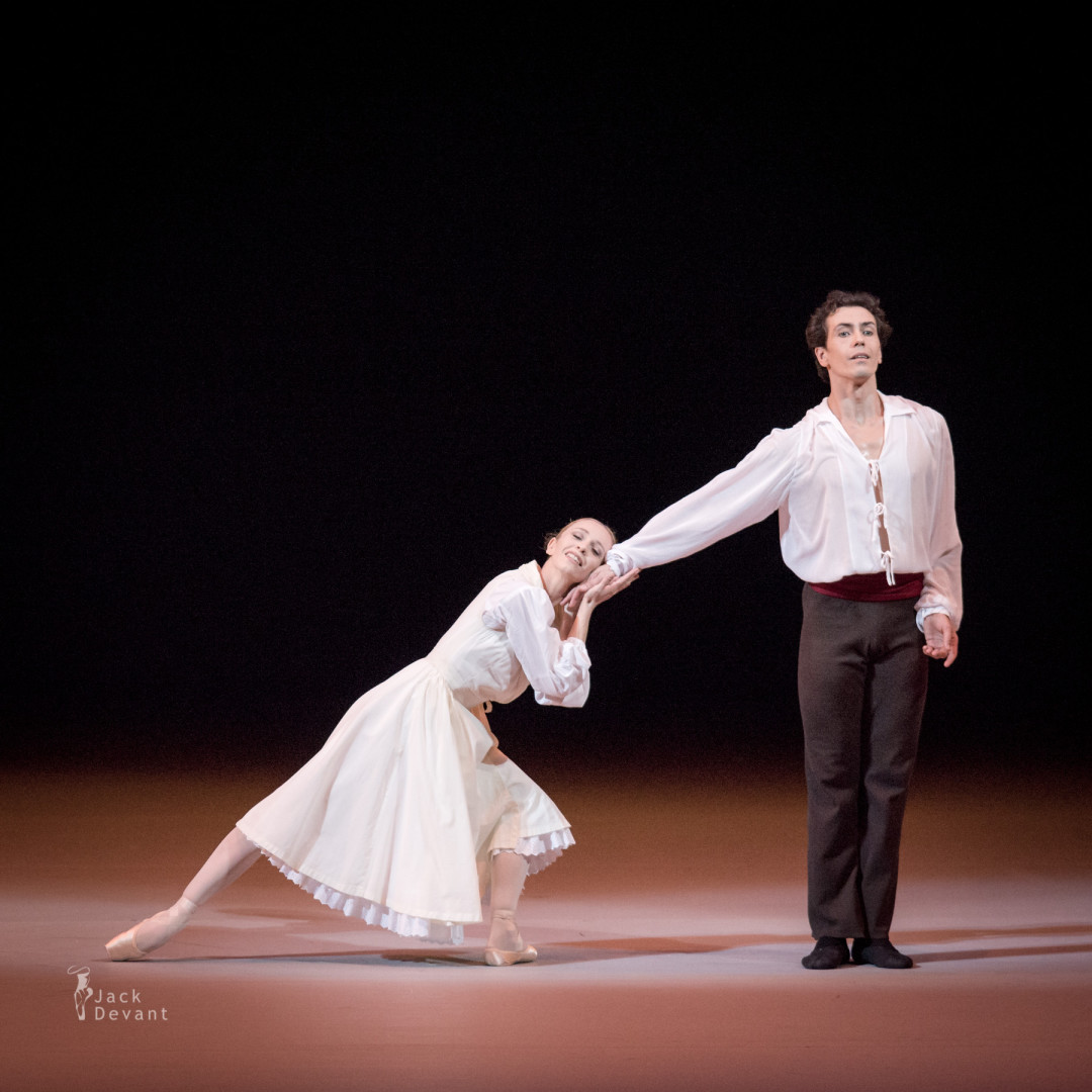 Silvia Azzoni and Alexandre Riabko in Arlesienne duet
